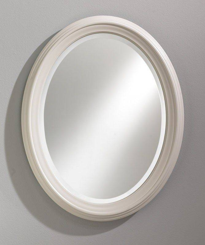 Inspiration about 31 Best Frameless Mirrors Images On Pinterest | Frameless Mirror Inside Beveled Edge Oval Mirrors (#6 of 20)