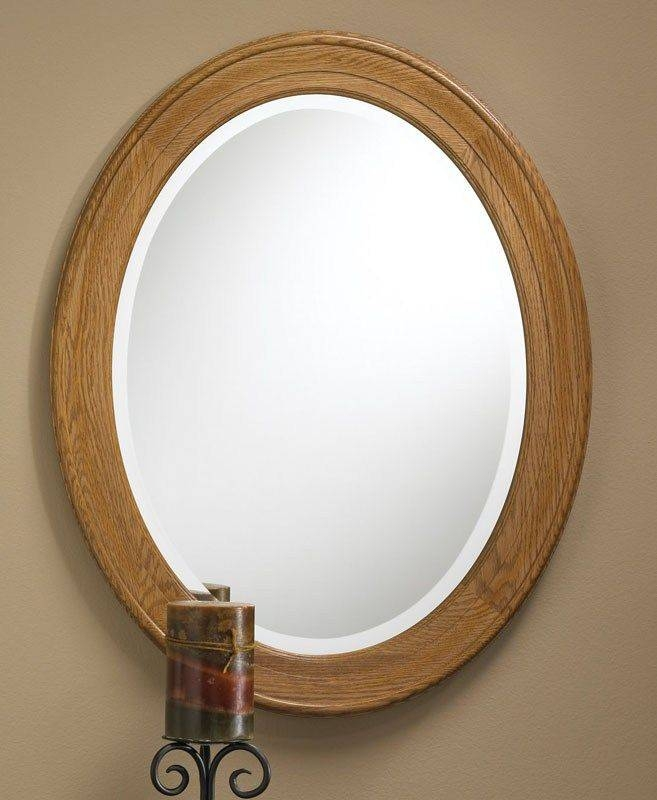 Inspiration about 31 Best Frameless Mirrors Images On Pinterest | Frameless Mirror Intended For Beveled Edge Oval Mirrors (#13 of 20)