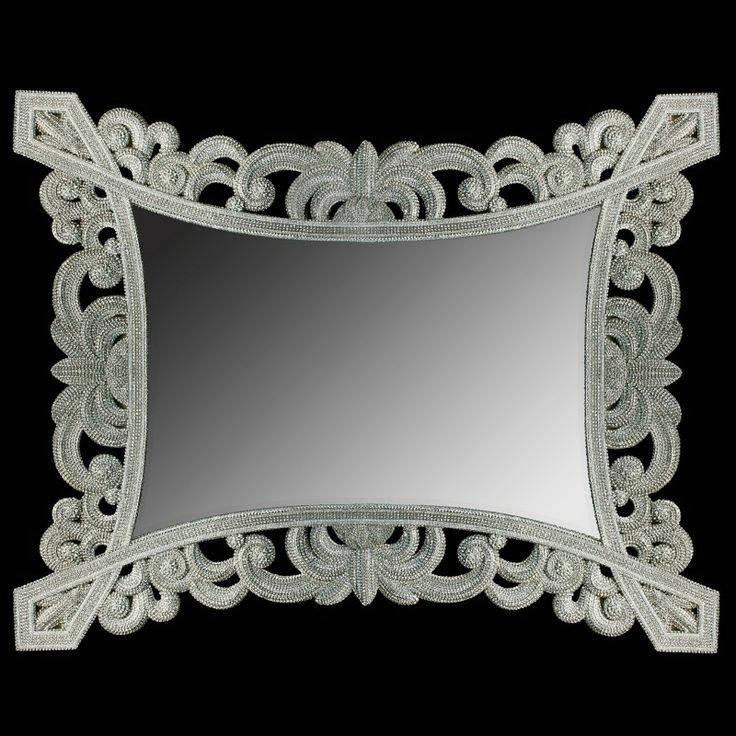 Inspiration about 31 Best Swarovski Crystal Art Images On Pinterest | Swarovski Within Swarovski Mirrors (#8 of 20)