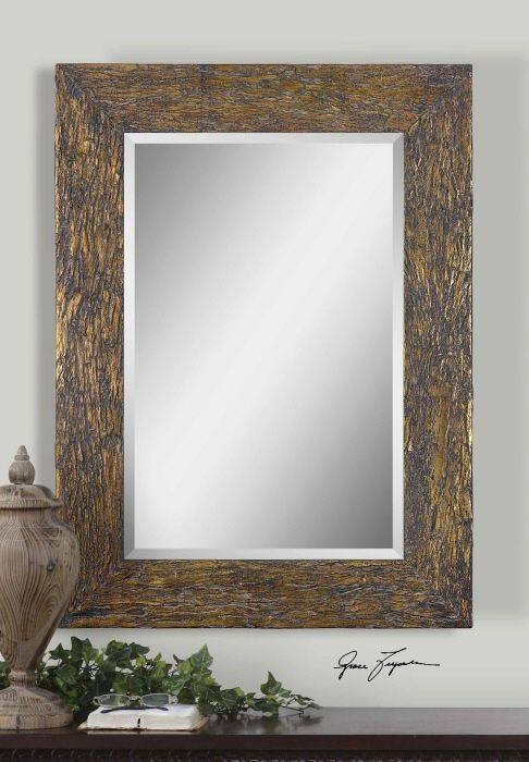 32 Best Wall Mirrors Images On Pinterest | Wall Mirrors, Mirror Throughout Silver Rectangular Bathroom Mirrors (#3 of 20)