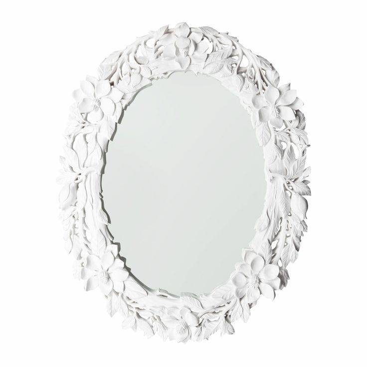 33 Best Mirror Mirroron The Wall Images On Pinterest | Mirror For Oval White Mirrors (#3 of 30)