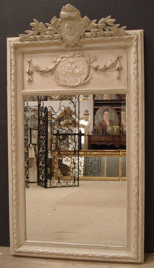 Inspiration about 33 Best Trumeau French Mirrors Images On Pinterest | French Mirror Throughout Antique French Mirrors (#18 of 20)