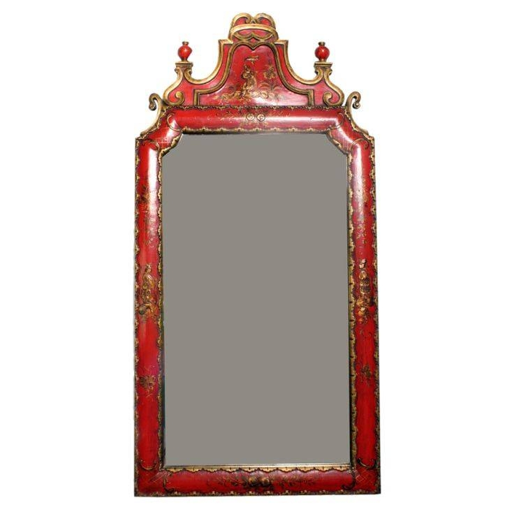 337 Best Decor & More Images On Pinterest | Modern Wall Mirrors Pertaining To Red Wall Mirrors (#3 of 30)