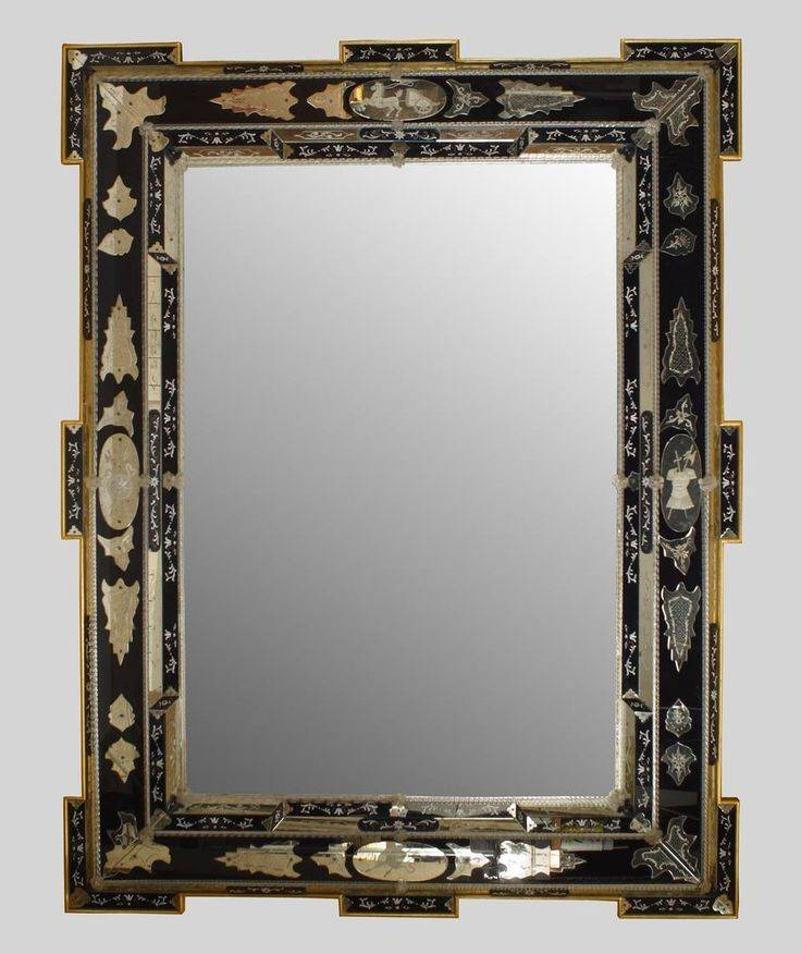 Inspiration about 337 Best Mirrors Images On Pinterest | Mirror Mirror, Mirrors And Throughout Landscape Wall Mirrors (#14 of 30)