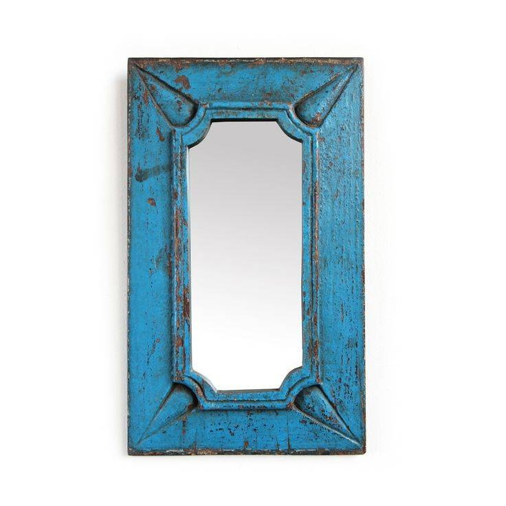 34 Best Marvelous Mirrors Images On Pinterest | Mirrored Furniture Pertaining To Mirrors With Blue Frame (View 13 of 20)