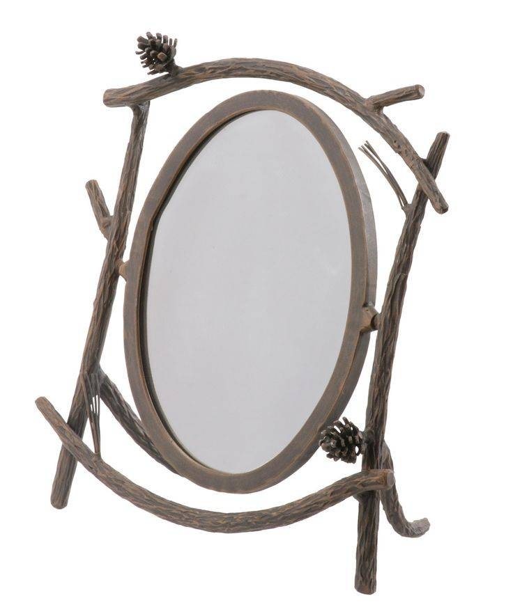 Inspiration about 34 Best Mirror Mirror On The Wall Images On Pinterest | Wrought Regarding Wrought Iron Bathroom Mirrors (#19 of 30)