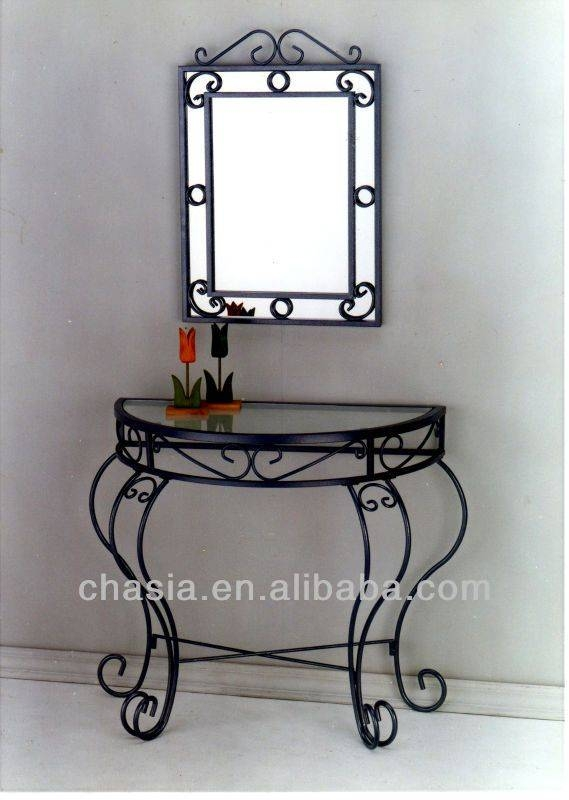 Inspiration About 34 Best Mirror On The Wall Images Pinterest Wrought Throughout Previous Photo Iron Floor Mirrors