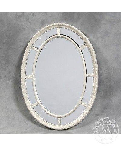 34 Best Rounded Mirrors Images On Pinterest | Html, Mirrors And Silver For Oval Cream Mirrors (#5 of 30)