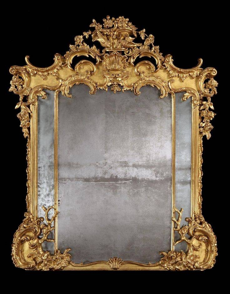 343 Best Ornate Mirrors Images On Pinterest | Mirror Mirror Intended For Fancy Mirrors (#5 of 30)