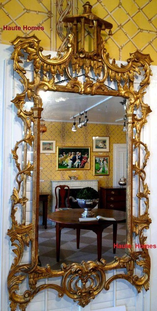 Inspiration about 35 Best Mirrors Images On Pinterest | Floor Mirrors, Mirror Mirror Inside Large Ornate Mirrors For Wall (#16 of 20)