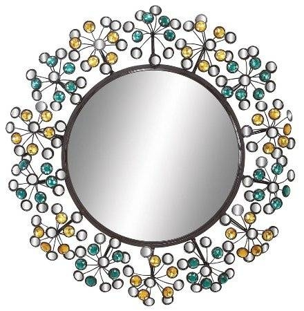 350 Best Fabulous Mirrors Images On Pinterest | Mirror Mirror Within Funky Wall Mirrors (#9 of 30)