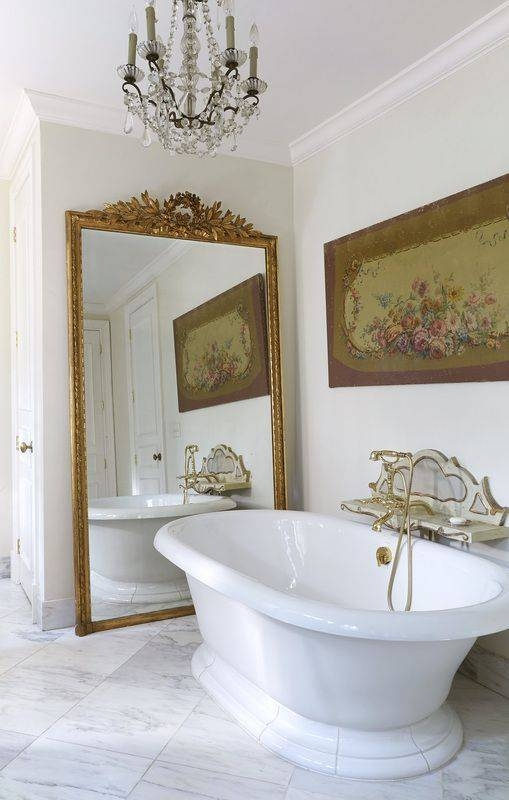 353 Best Mirrors And Mirror Walls Images On Pinterest | Mirror Within French Bathroom Mirrors (#3 of 30)