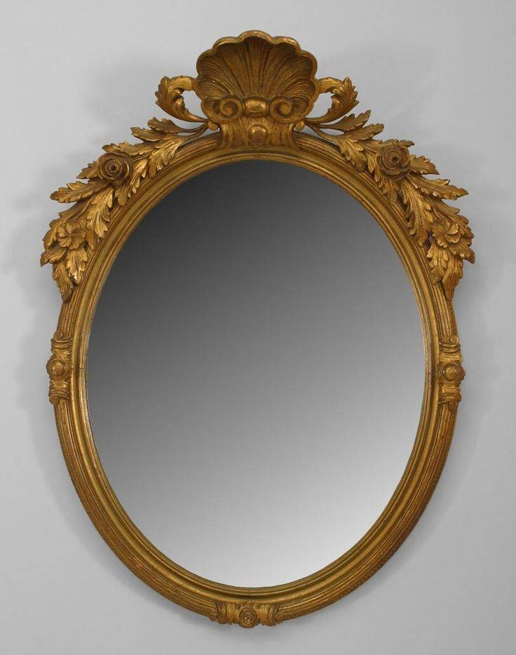 Inspiration about 358 Best Mirrors Images On Pinterest | Mirror Mirror, Mirrors And Intended For Victorian Mirrors (#28 of 30)