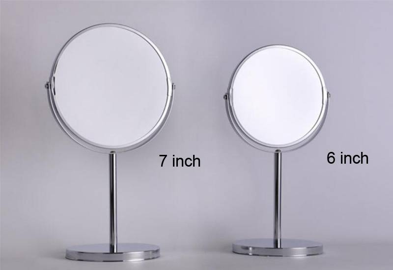 Inspiration about 35Cm Big Size Free Standing Table Mirror Bath/shower Room Shaving With Regard To Free Standing Table Mirrors (#19 of 30)