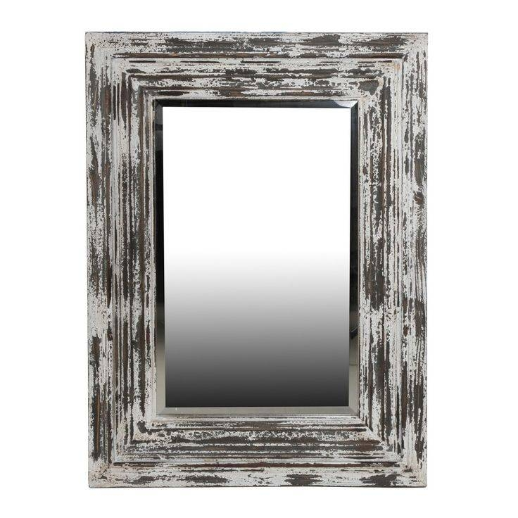 36 Best Mirrors Images On Pinterest | Mirror Mirror, Wall Mirrors In Blue Distressed Mirrors (#8 of 30)