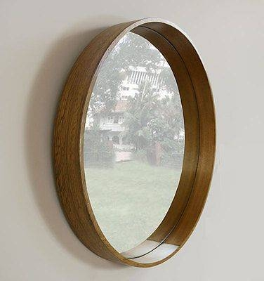 Inspiration about 36 Best Mirrors Images On Pinterest | Wall Mirrors, Mirror Mirror Inside Large Round Wooden Mirrors (#6 of 20)