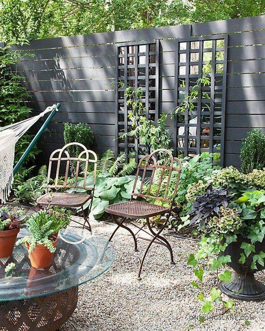 Inspiration about 36 Best Peckham Garden Images On Pinterest | Small Gardens In Large Outdoor Garden Mirrors (#9 of 15)