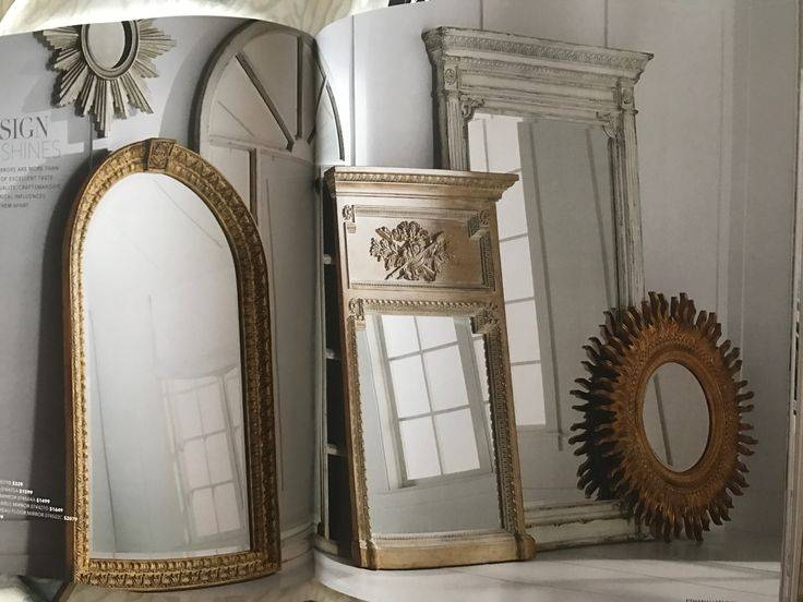 Inspiration about 361 Best Mantels & Mirrors Images On Pinterest | Mantels, Mirror In Mantelpiece Mirrors (#30 of 30)