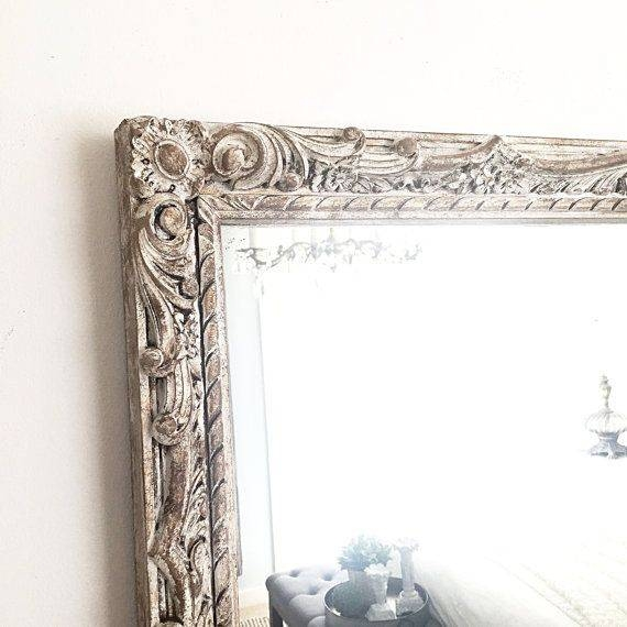 Inspiration about 367 Best Mirrors Images On Pinterest   Custom Mirrors, Baroque With Regard To Large Baroque Mirrors (#15 of 20)