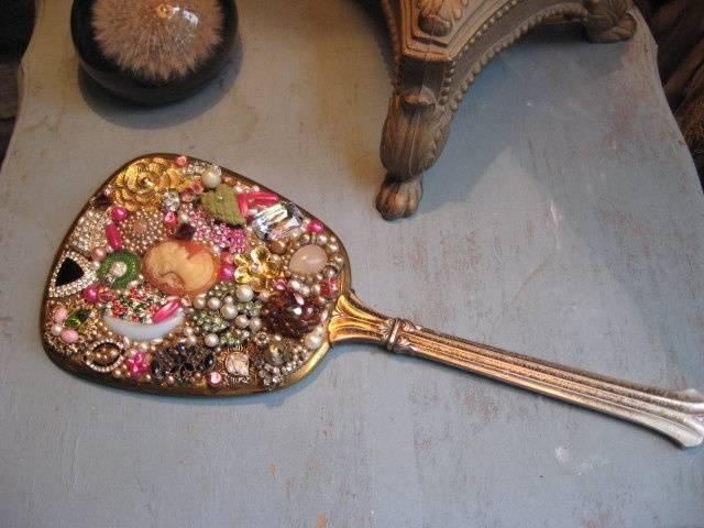 37 Best Embellished Mirrors Images On Pinterest | Mirror Mirror Inside Embellished Mirrors (View 8 of 30)