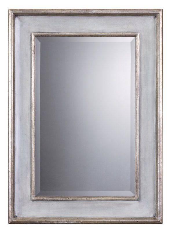 38 Best Wood Frames Images On Pinterest | Wood Frames, Framed Inside Mirrors With Blue Frame (View 16 of 20)