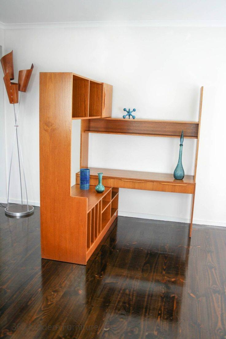 Inspiration about 39 Best Mid Century Wall Units360 Modern Furniture Images On Throughout Corner Sideboard Unit (#8 of 20)