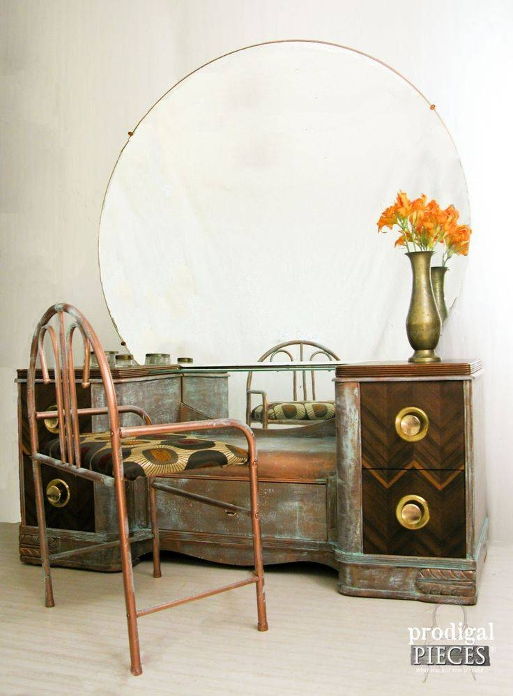 Inspiration about 39 Best Mirror Images On Pinterest | Round Mirrors, Framed Mirrors In Art Deco Dressing Table Mirrors (#18 of 20)