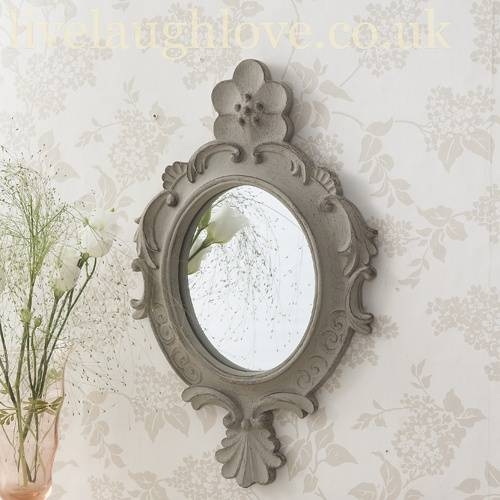 Inspiration about 39 Best Mirrors Images On Pinterest | Shabby Chic Mirror, Mirrors For Round Shabby Chic Mirrors (#17 of 30)