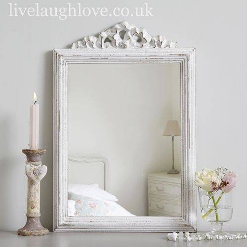 39 Best Mirrors Images On Pinterest | Shabby Chic Mirror, Mirrors Regarding French Style Wall Mirrors (#7 of 30)