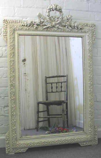Inspiration about 397 Best Mirrors Images On Pinterest | Mirror Mirror, Antique Intended For Large Vintage Mirrors (#11 of 20)