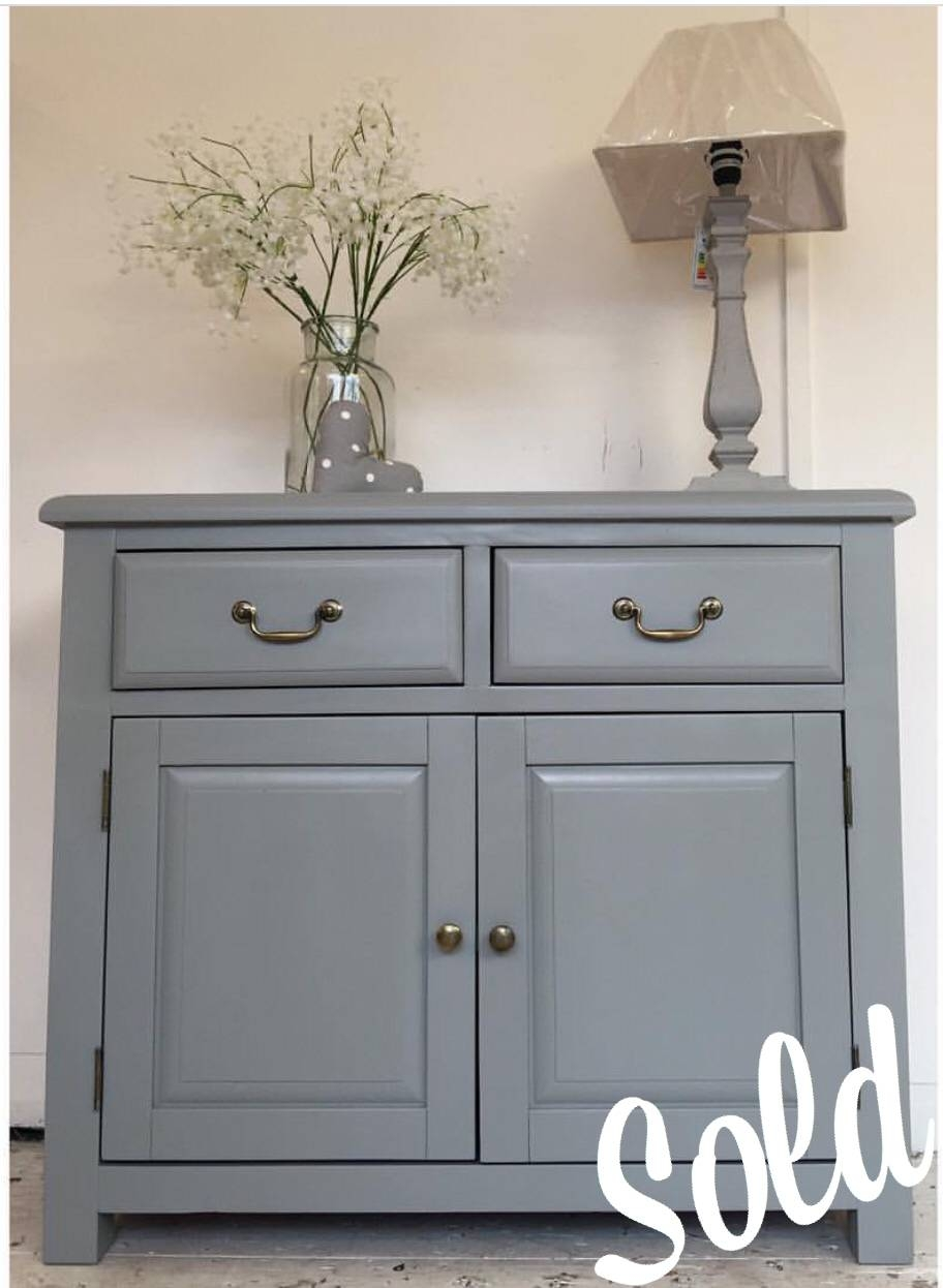 3Ft3'' Wide Grey Sideboard – Home Sweet Homehome Sweet Home With Grey Sideboard (#1 of 20)