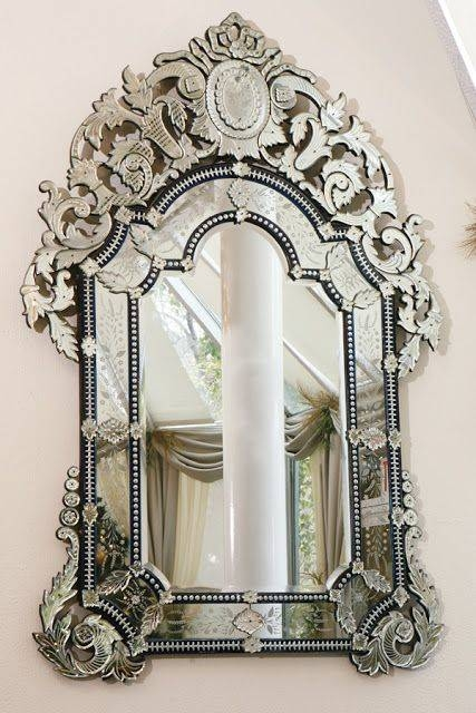 Inspiration about 40 Best Venetian Mirrors Images On Pinterest Pertaining To Venetian Heart Mirrors (#15 of 20)