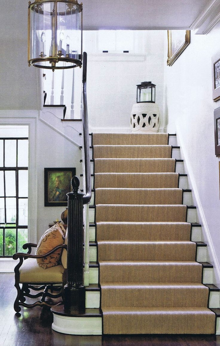 Inspiration about 406 Best Stair Runners Images On Pinterest Stair Runners Stairs Throughout Stair And Hallway Runners (#16 of 20)