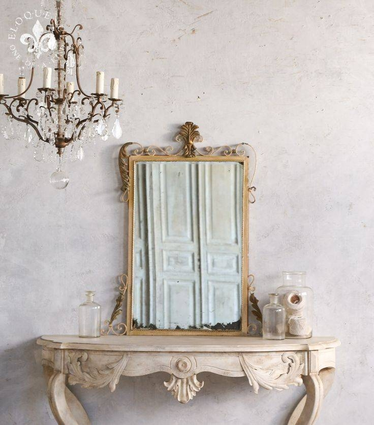 Inspiration about 41 Best Eloquence® L Mirrors Images On Pinterest | French Mirror For Cream Vintage Mirrors (#19 of 20)
