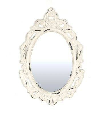 41 Best Mirror Images On Pinterest | Wall Mirrors, Mirror Mirror With Regard To White Oval Mirrors (View 17 of 20)