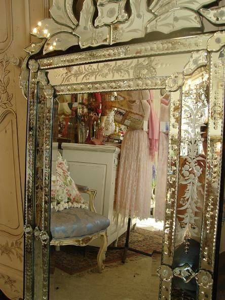 Inspiration about 41 Best Mirrors Images On Pinterest | Venetian Mirrors, Mirror Regarding Large Venetian Mirrors (#19 of 20)