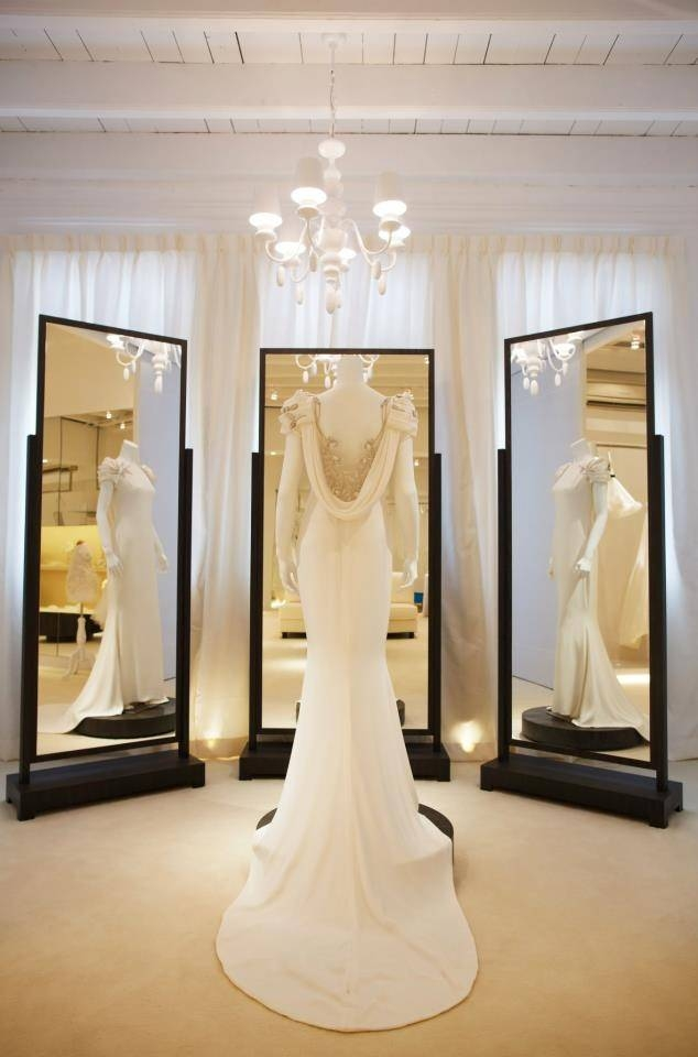 Inspiration about 41 Best Wedding Fitting Room Images On Pinterest | Store, Bridal Intended For Shopping Mirrors (#18 of 30)