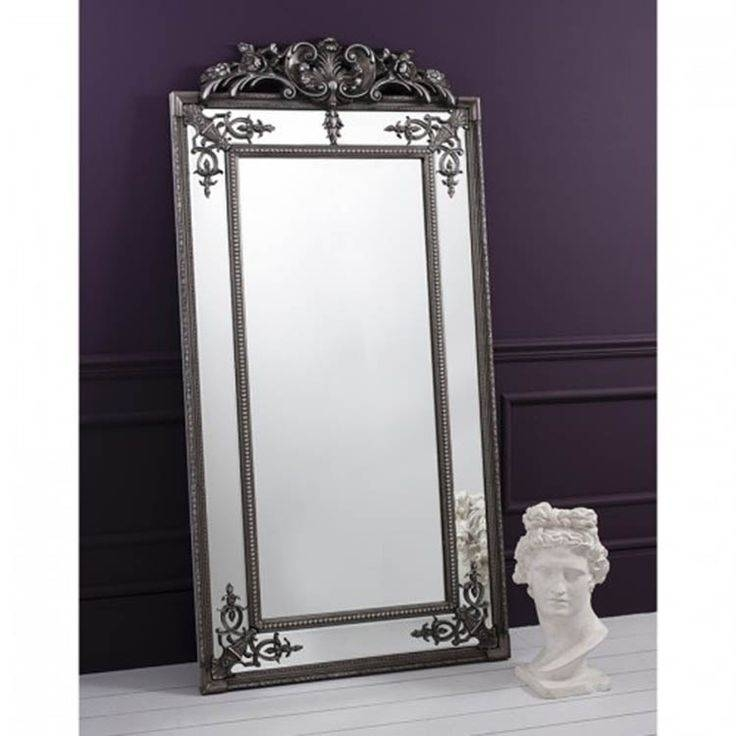Inspiration about 42 Best Leaner Mirrors Images On Pinterest | Leaner Mirror, Framed In Ornate Leaner Mirrors (#10 of 30)