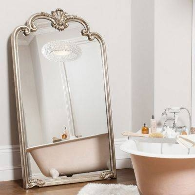 42 Best Leaner Mirrors Images On Pinterest | Leaner Mirror, Framed With Extra Large Full Length Mirrors (#5 of 30)