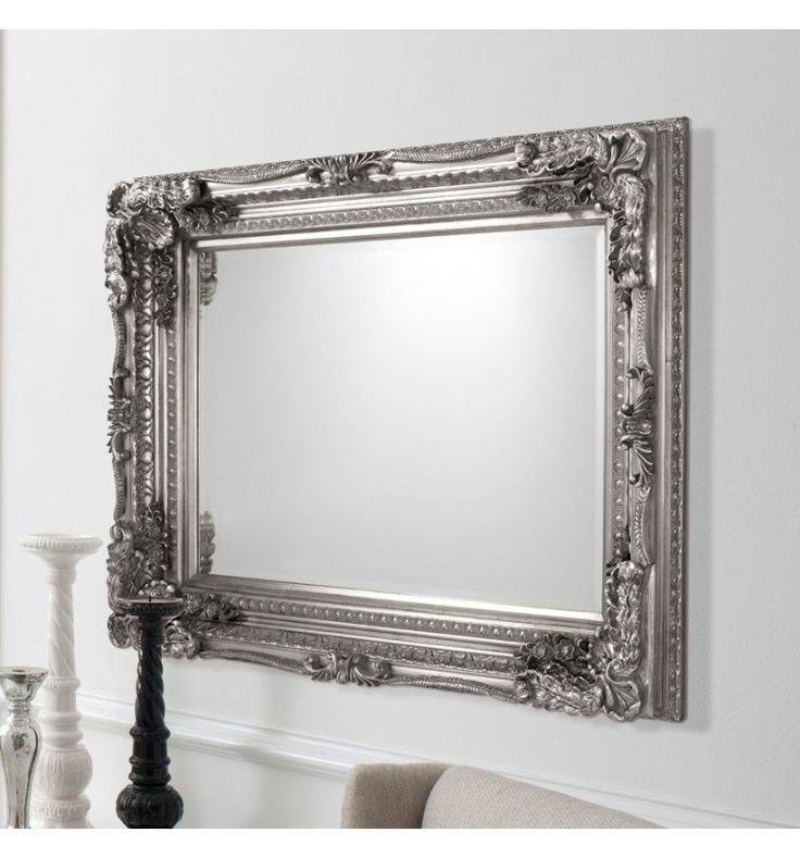 43 Best Beautiful Mirrors Images On Pinterest | Beautiful Mirrors Intended For White Shabby Chic Wall Mirrors (#3 of 20)