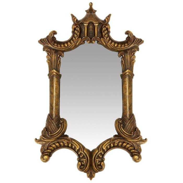 Inspiration about 43 Best Mirrors Images On Pinterest | Mirror Mirror, Wall Mirrors Throughout Ornate Mirrors (#20 of 20)