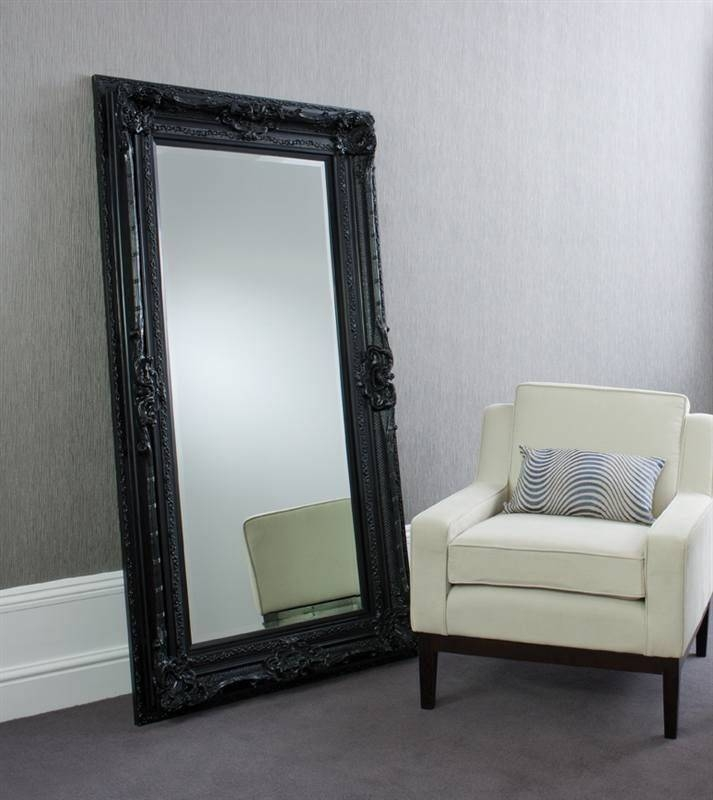 43 Best Mirrors Inspired Images On Pinterest | Mirror Mirror Throughout Black Leather Framed Mirrors (#5 of 30)