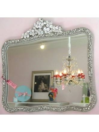 Inspiration about 44 Best Sわろ Images On Pinterest | Swarovski Crystals, Home And Live For Swarovski Mirrors (#14 of 20)