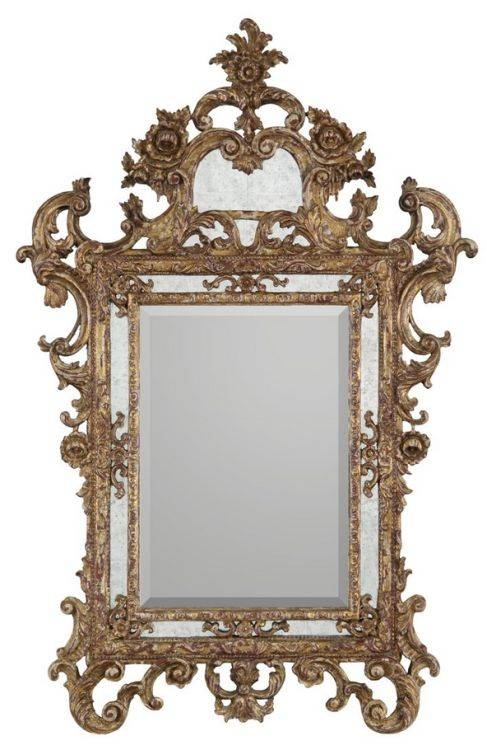 443 Best Through The Looking Glass Images On Pinterest | Mirror Intended For French Inspired Mirrors (#9 of 30)