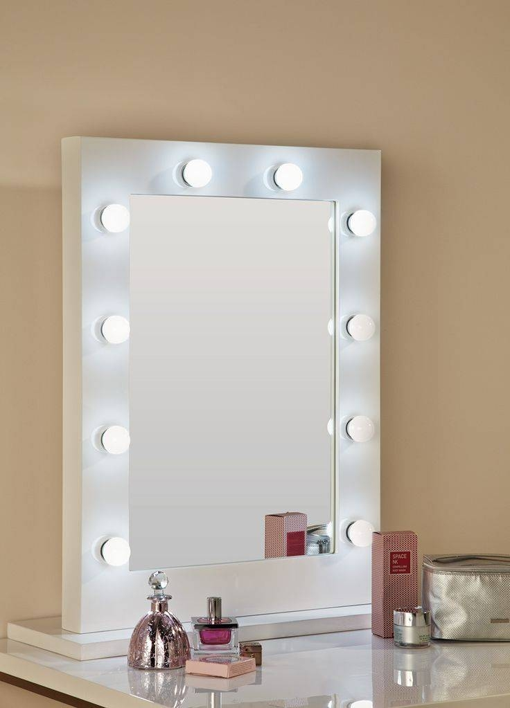 20 photo of illuminated dressing table mirrors