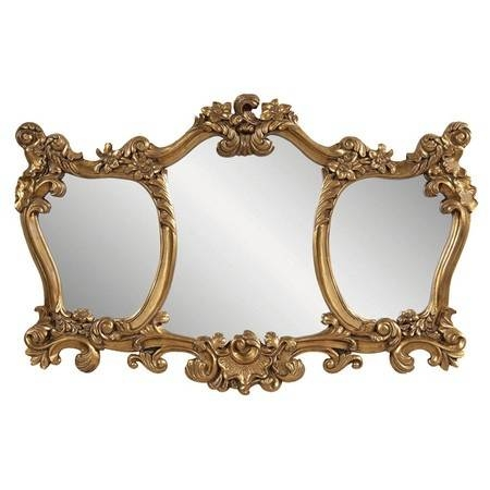 Inspiration about 46 Best Mirror Images On Pinterest | Mirror Mirror, Antique In Ornate Gold Mirrors (#20 of 20)