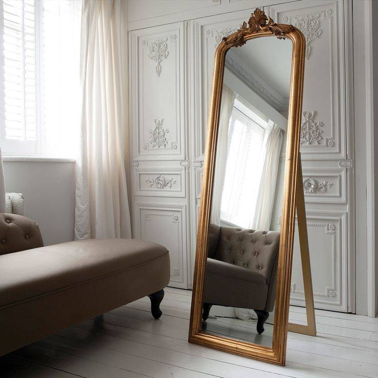 Inspiration about 46 Best : : Mirror, Mirror On The Wall : : Images On Pinterest Within Full Length Gold Mirrors (#25 of 30)