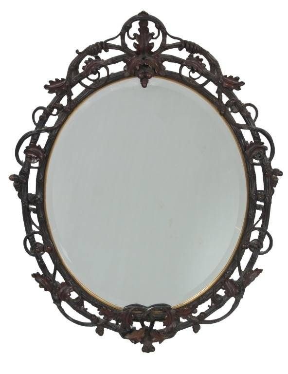 47 Best Genealogy German Mirrors Images On Pinterest | Mirror Within Black Antique Mirrors (View 10 of 30)