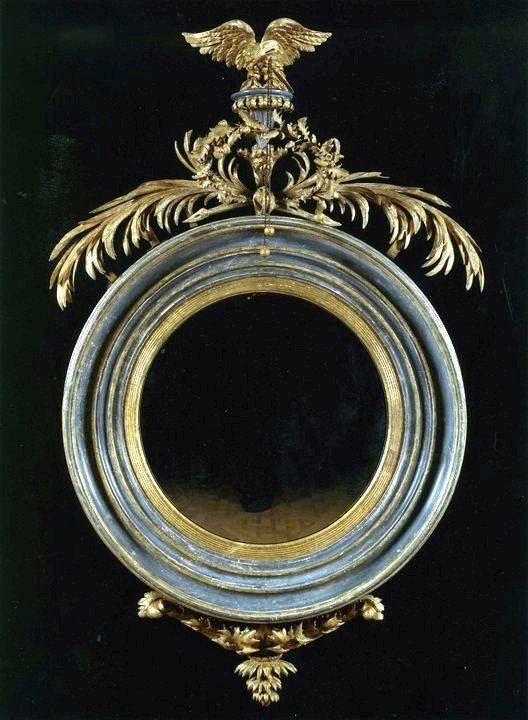 Inspiration about 480 Best Mirrors Images On Pinterest | Mirror Mirror, Antique Intended For Antique Mirrors London (#15 of 20)
