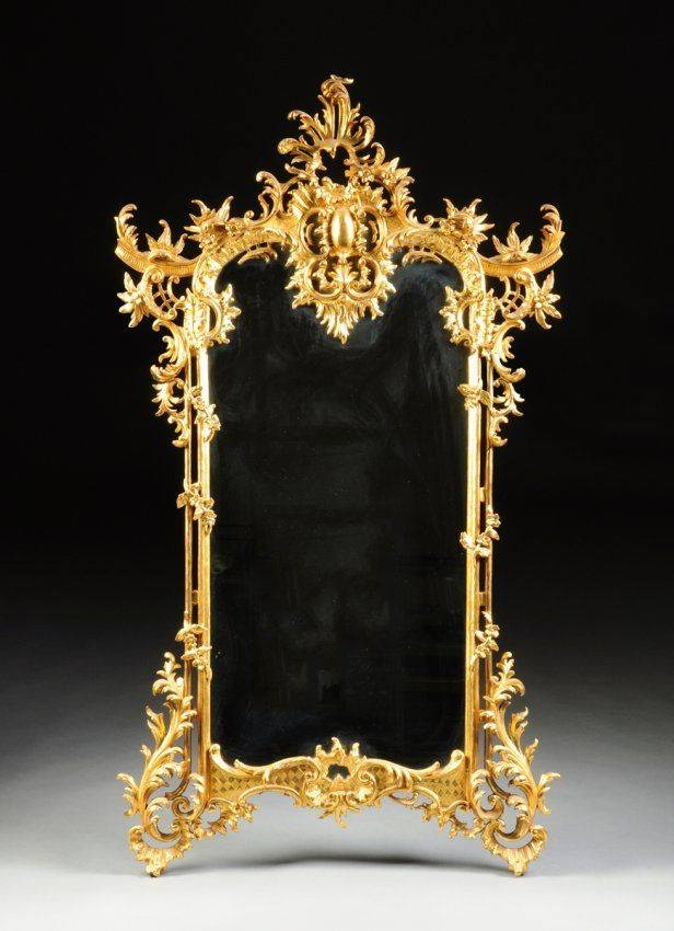 Inspiration about 49 Best Cadre Images On Pinterest | Mirror Mirror, Rococo And Inside Rococo Gold Mirrors (#19 of 20)
